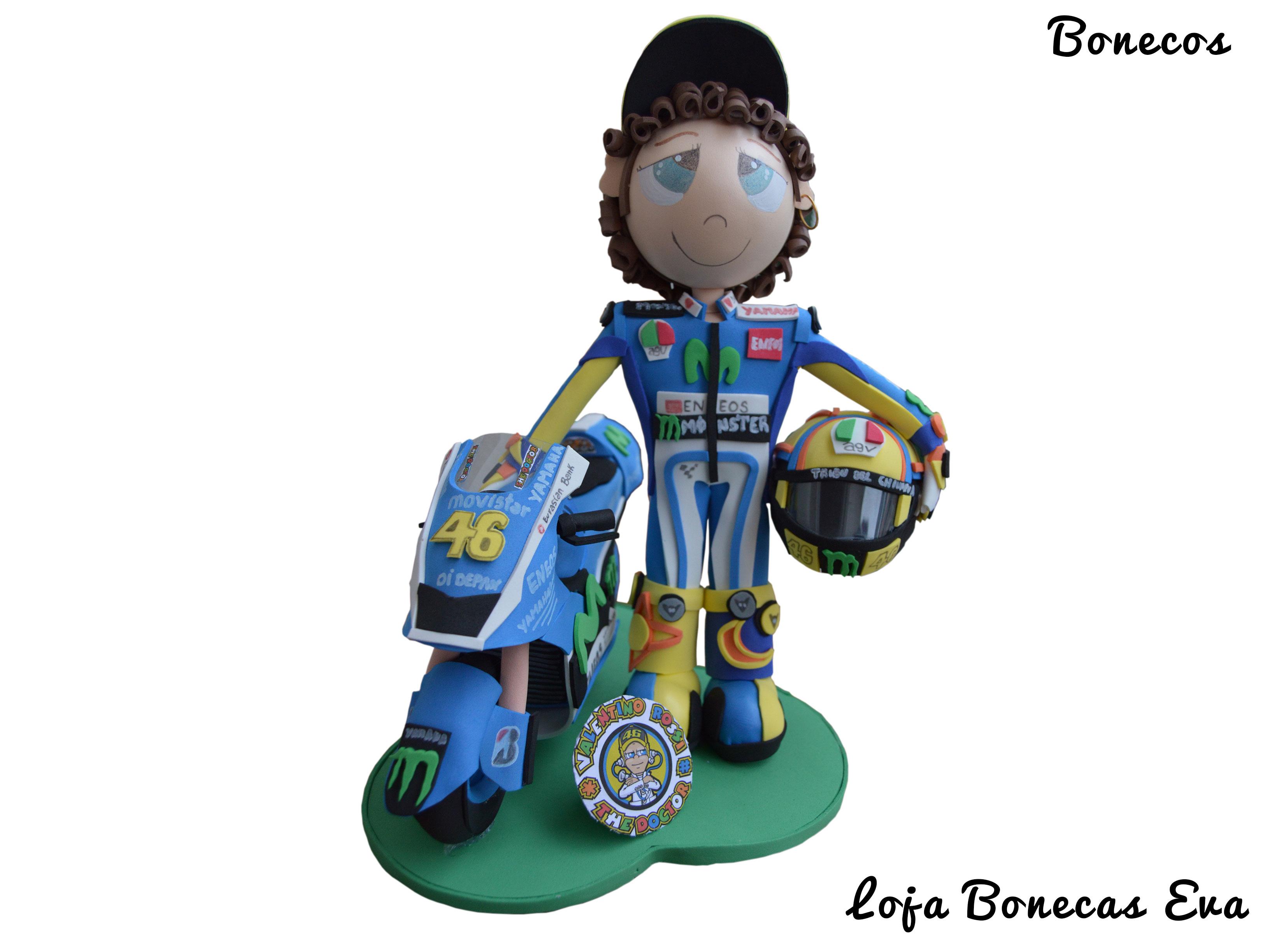 3c9673ab4a9 Poupée de Eva Valentino Rossi - Boutique de poupées d Eva