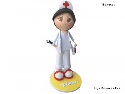 Muñeca enfermera Tania