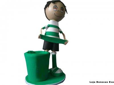 Club verde de la muñeca