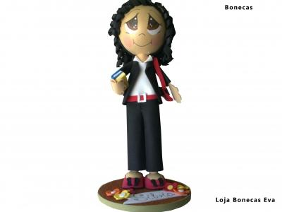 Boneca Empresaria Silvia