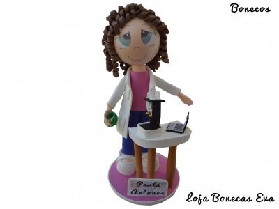 Biomédica muñeca Paula