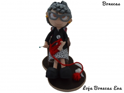 Muñeca de Eva Granny