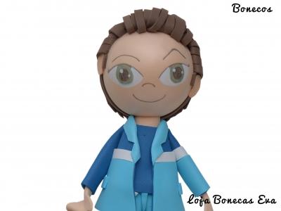 Muñeca de Eva David Fonseca
