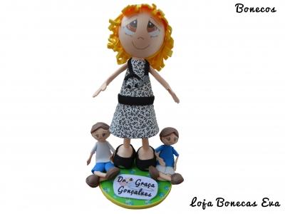 Pediatra muñeca gratis Gonçalves